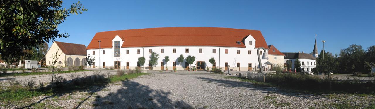 Panorama-Marstall